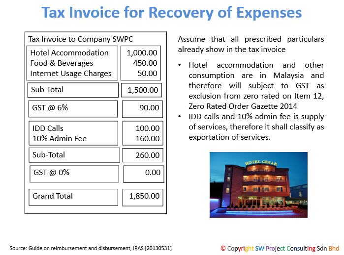 RecoveryofExpenses Slide 2